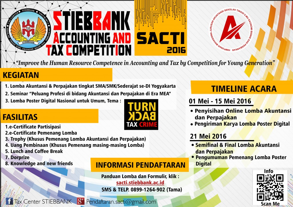 STIEBBANK ACCOUNTING AND TAX COMPETITION 2016